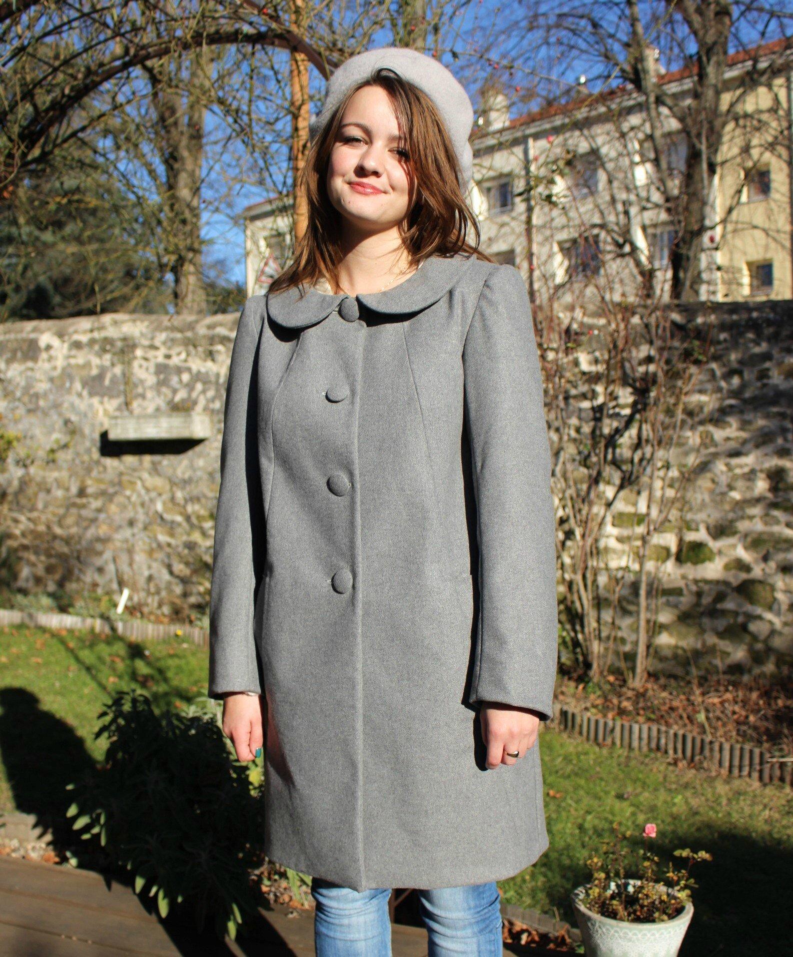 Le manteau ERNEST de RDC