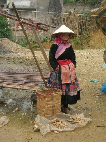 Vietnam marché de Bac Ha 9