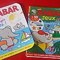 On s'est abonné à <b>Babar</b>