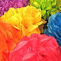 18 ans en multicolore