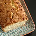 Encore un top du top en fondant et en moelleux : cake pâte d'amande & noix de coco