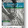 23ème Festival du Lin et de l'Aiguille à Fontaine le Dun (76)