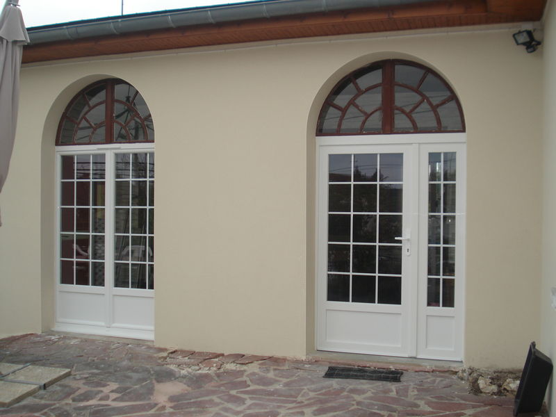 Porte fenetre PVC