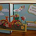 Un adorable p'tit vélo!
