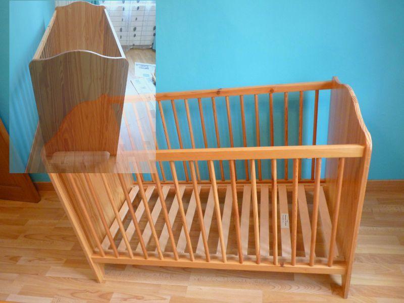 meuble chambre b b st phanie et l onore d co. Black Bedroom Furniture Sets. Home Design Ideas