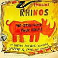 Bonne Année aux <b>Rhinos</b> !