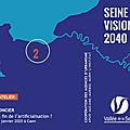 CAEN 13 janvier 2020: colloque sur l'avenir du foncier dans la vallée de la <b>Seine</b>