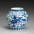 Wanli, Kangxi & <b>Guangxu</b> blue <b>and</b> white porcelain @ Bonhams