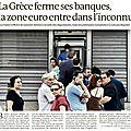La Grèce f