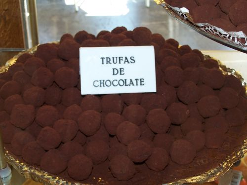 Donostia-truffes
