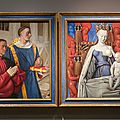 Berlin's Gemäldegalerie brings all fragments of diptych by <b>Jean</b> <b>Fouquet</b> together for the first time in 80 years