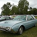 FORD Thunderbird 2door hardtop coupé 1961 Madine (1)
