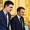 L'Europe de Macron face à l'Europe de Sanchez ?