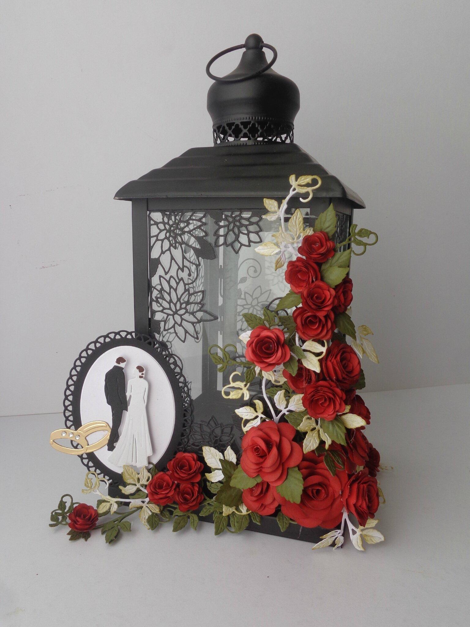 "lanterne ""table de mariage"""