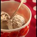 Yaourt glacé façon stracciatella