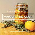 Vinaigre Fire <b>Cider</b>: Remède Naturel Contre La Grippe