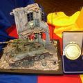 médaille d'or à Saumur 2009