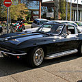 Chevrolet corvette sting ray coupe (1965-1966)(Retrorencard avril 2011) 01