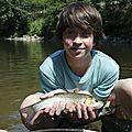 Pêche & rivière – 10 au 14 juillet ou 7 au 11 août