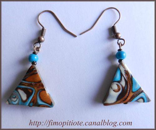 pate fimo collier bracelet bijoux boucles d'oreilles (1)