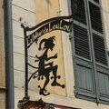 20140722 Cahors enseigne atelier de Loulou