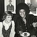 Moment captured : michael jackson à l'anniversaire d'andrea mcardle