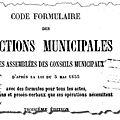 Challenge az – m … comme série m : elections de 1855 et la cabale socialiste à brie-comte-robert…