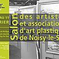 Exposition artistique à noisy-le-sec (derniers jours)