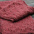 Balsam scarf