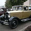 CITROËN AC4 berline 1929 Hambach (1)