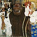 Klimt à la pinacothèque