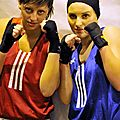 REUNION DE BOXE AMATEUR A <b>GRAND</b> <b>FORT</b>