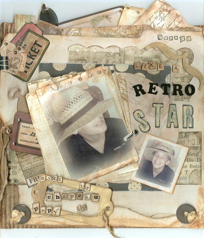 LIKE A RETRO STAR