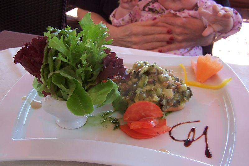 Restaurant Hyères Mai 2008