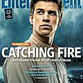 Entertainment Weekly Catching Fire Cover Gale