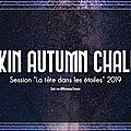  Bilan  Pumpkin Autumn <b>Challenge</b> 2019