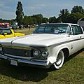 Imperial crown southampton 4door hardtop sedan 1961