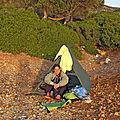 Kira Panagia, baie de Agios Petros — P1010484
