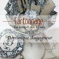 Couverture volume Compil Dominique Augagneur Nathalie QUETU L'Atelier de Framboise Chocolat