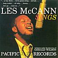 Les McCann - 1961 - Les McCann Sings (Pacific Jazz)