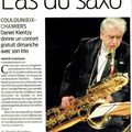 Sud Ouest 23/10/09