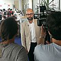 FREDERIC <b>FOUGERAT</b> / <b>MAKING</b> <b>OF</b> INTERVIEW <b>BFM</b> TV