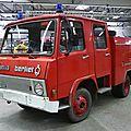 BERLIET 500K équipé par Camiva Sapeurs-Pompiers 1979 Besançon (1)