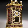 La Pendule Sympathique <b>Breguet</b> du Duc d'Orléans, une enchère record pour une horloge et un garde-temps signé <b>Breguet</b>.