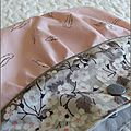 Sac mademoiselle Marie rose et mitsi gris1