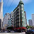 Columbus Tower Cafe Zoetrope - San Francisco