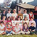 Classe 96 Vallée du Giffre