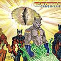 Feral centaur heroes : team-up