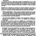 Déconcentration de la gestion des personnels des établissements de l'enseignement supérieur (Propositions)