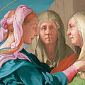 Rare exhibition features drawings and paintings by Italian master <b>Jacopo</b> da <b>Pontormo</b>